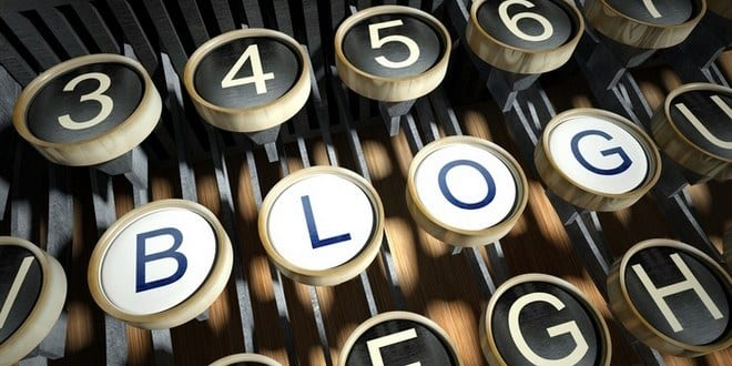 How often should entrepreneurs blog - Keynote Content