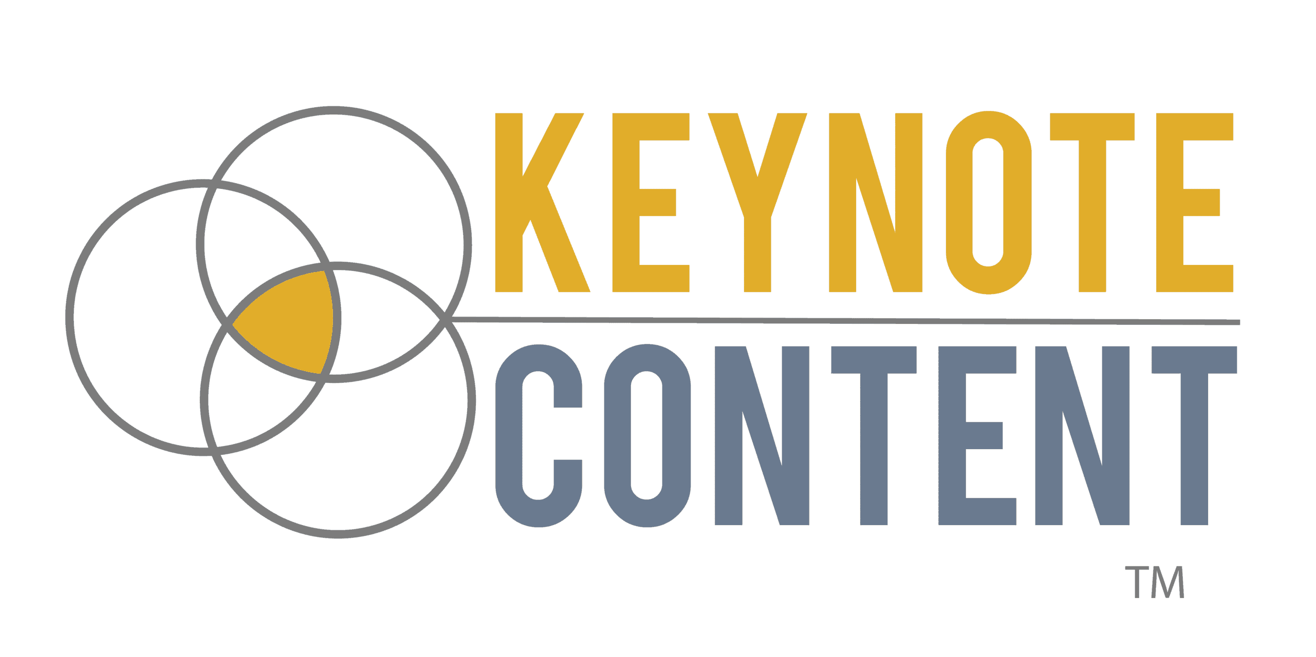 Keynote Content - Denver Content Creation Services